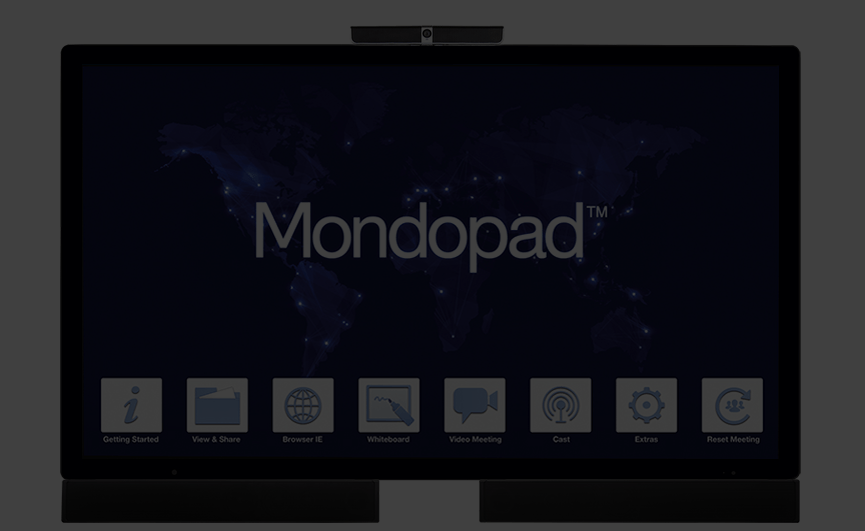 Collaboration Solution: Mondopad by InFocus