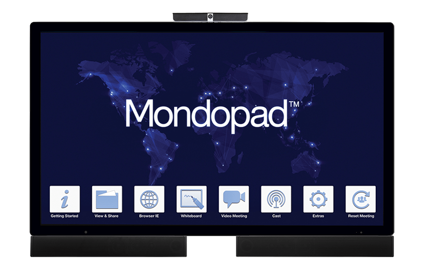 Mondopad Collaboration Solution Blog Post