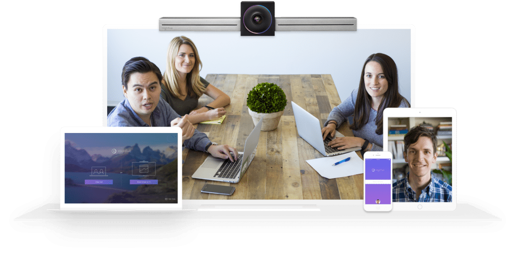 HighFive Video Conferencing Solution Blog Post