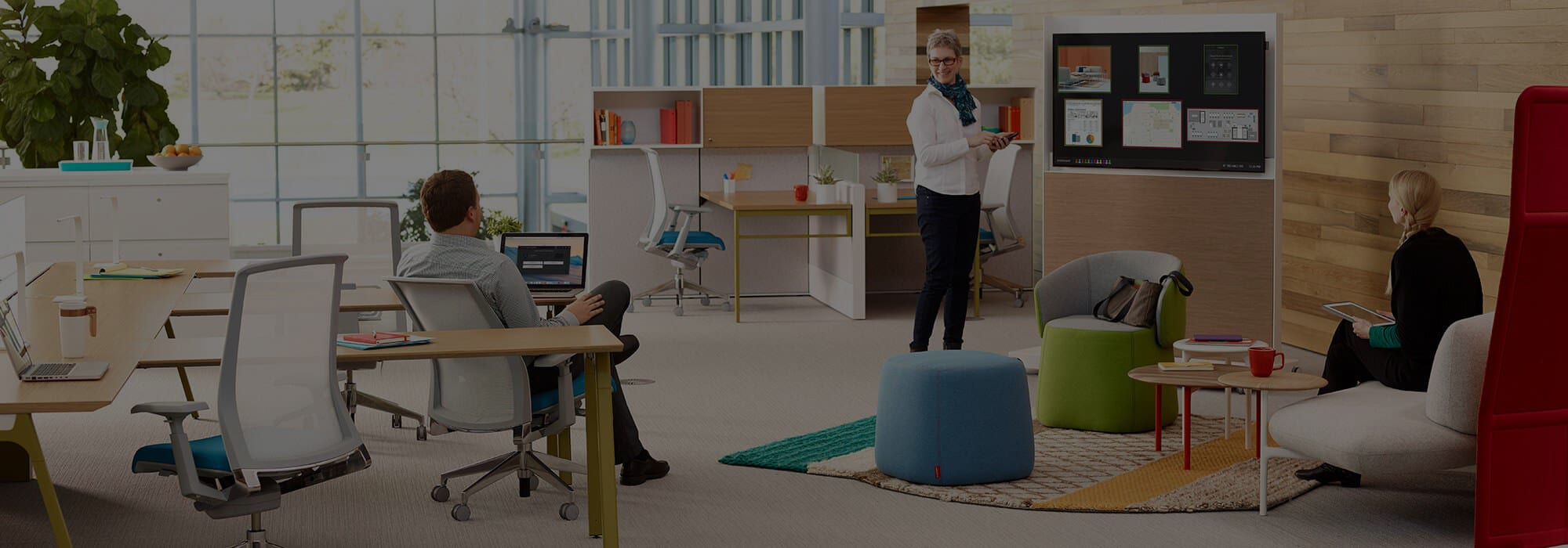 Reveal the True Capabilities of Your Workspace With Haworth Workware