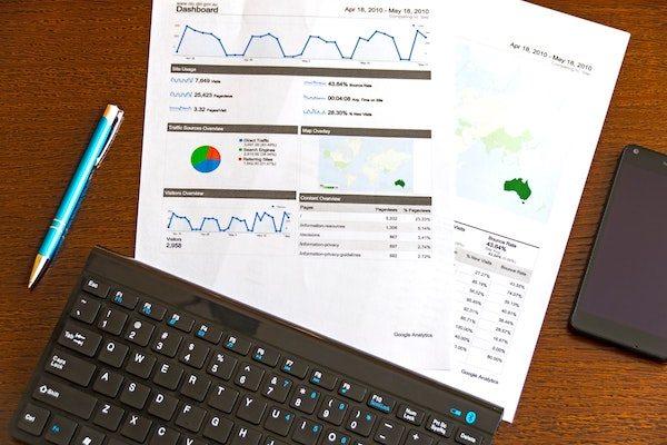 Growth Hacking Viral Marketing Blog Post analytics sheets