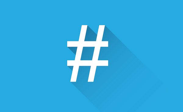 Guide to Using Hashtags Digital Interaction Blog Post hashtag symbol