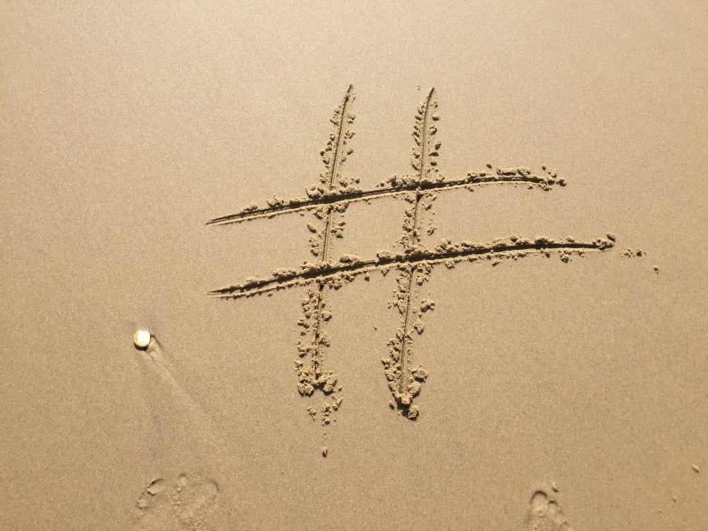 Benefits to Hashtags Hashtag Benefits Blog Post