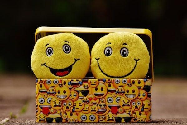 Emojis characters