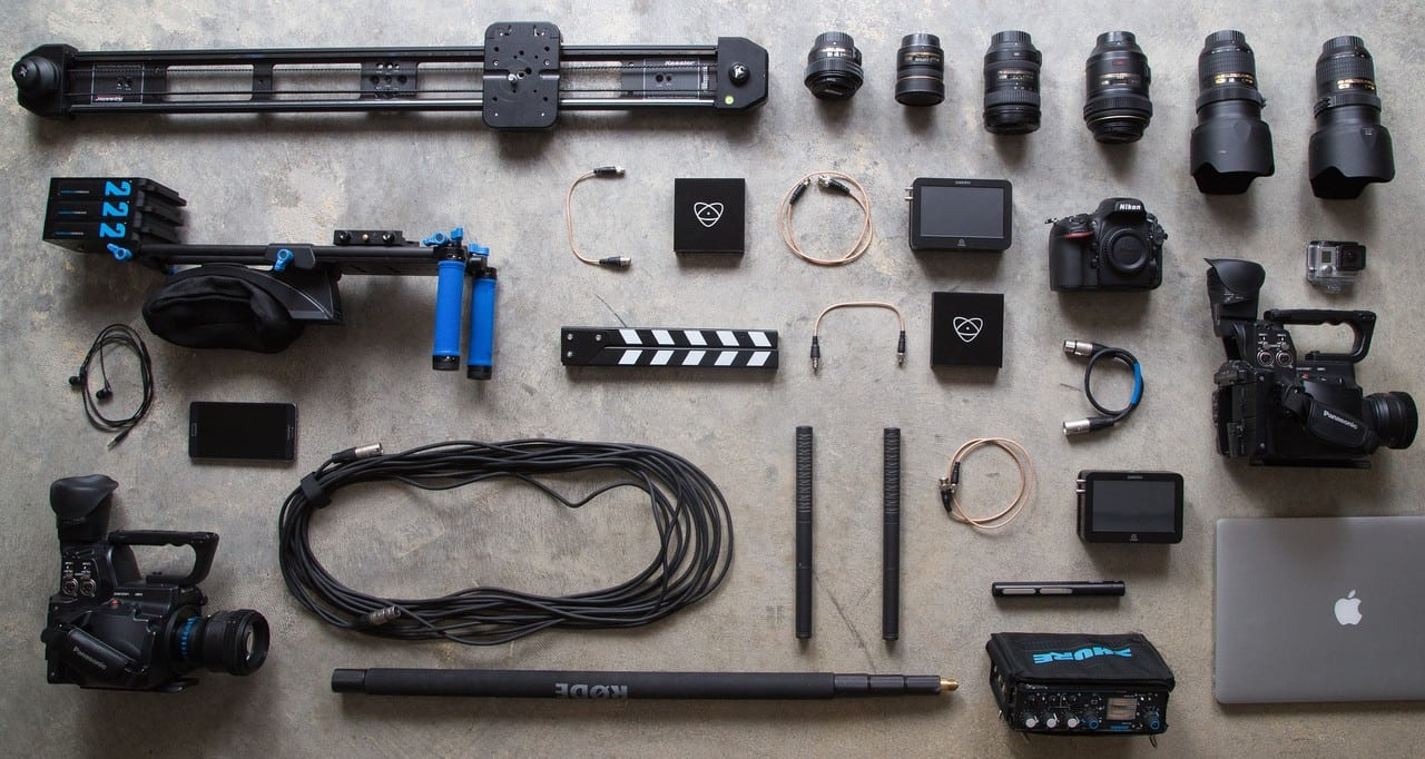 A Beginners Kit for Video Creation