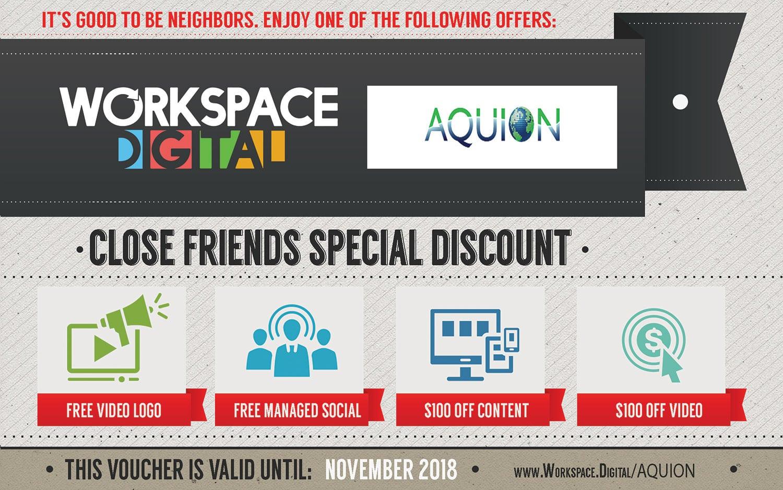 WD Close Friends Discount