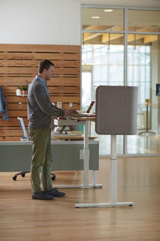 Sit to Stand Desks Sitting Desk Job Blog Post