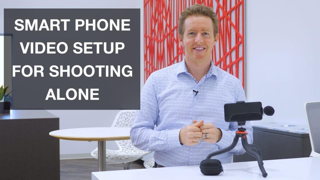 smartphone videos smartphone setup