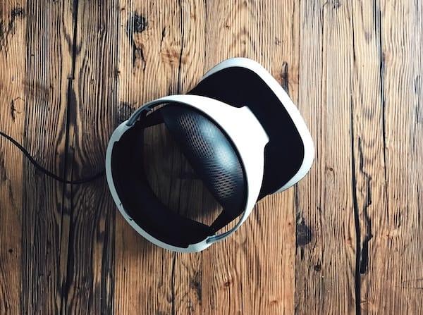 Virtual Reality Fad or Future Future of Virtual Reality Blog Post VR Headset