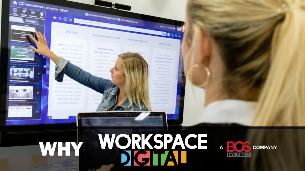why workspace digital