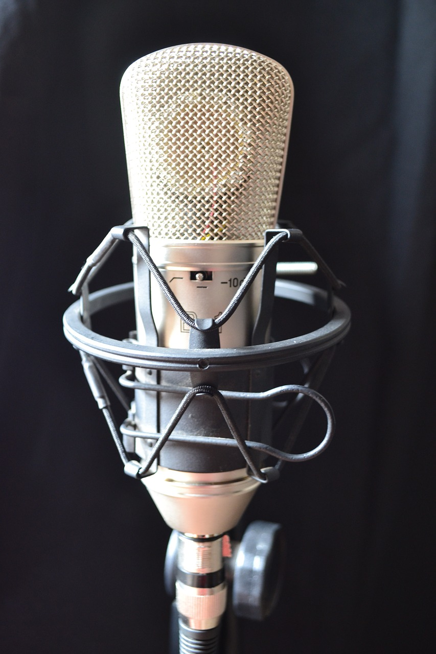 A Beginner's Guide To Creating Your Own Podcast Mic