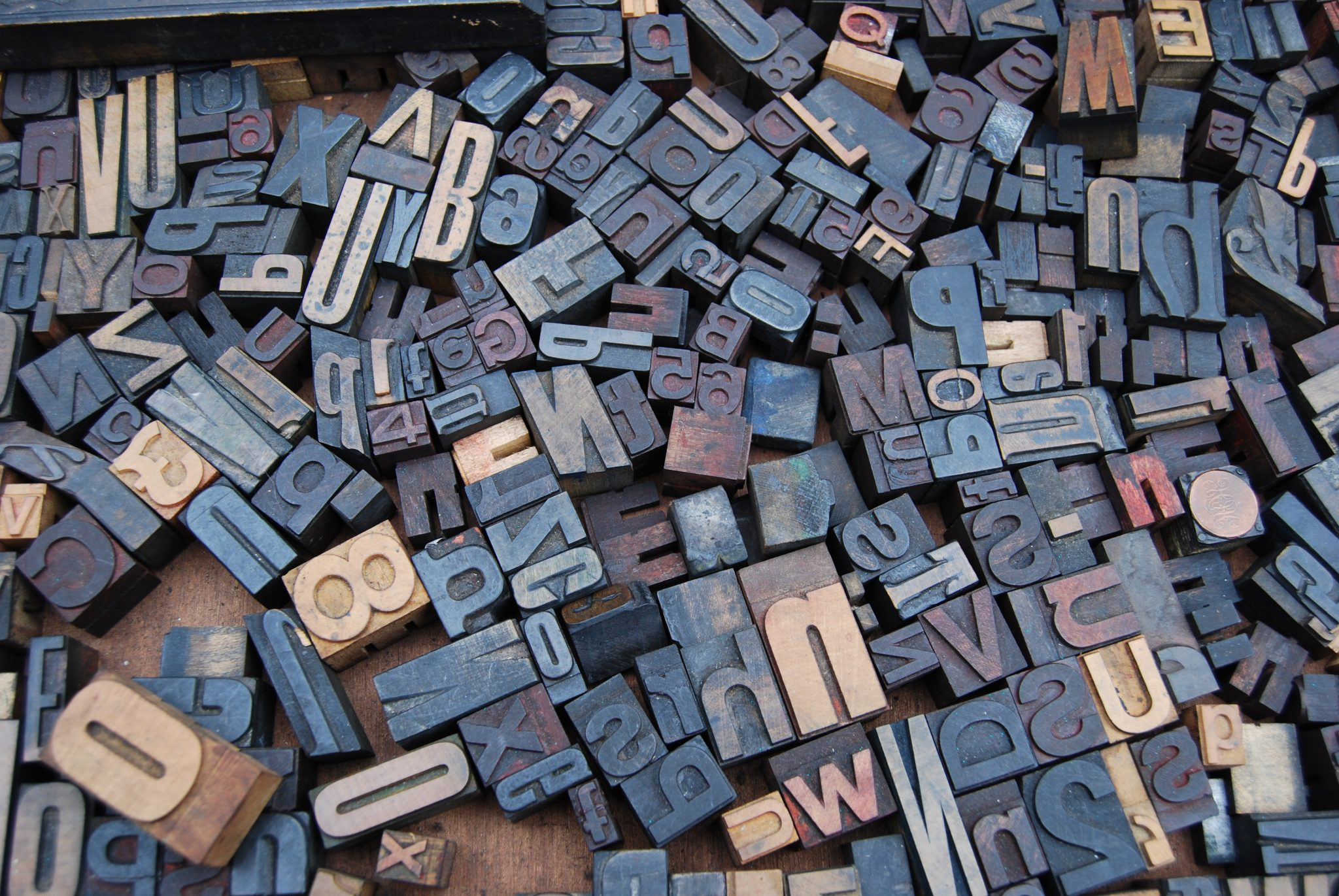 Why You Should Care About Your Fonts & Typefaces